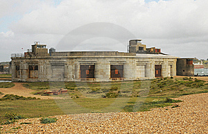 Victorian Fortress Stock Images - Image: 22431954