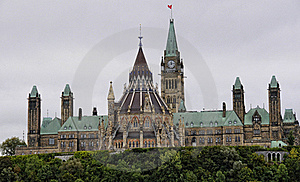 Parliament Hill Stock Images - Image: 22432644