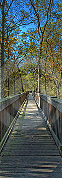 Boardwalk To Nowhere Royalty Free Stock Photos - Image: 22433498