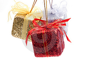 Small Present Box Stock Image - Image: 22446291