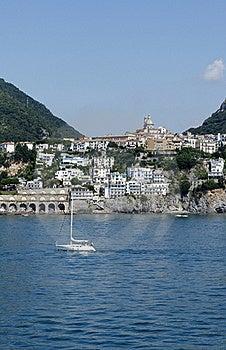свободный полет Amalfi Стоковое фото RF - изображение: 22446615