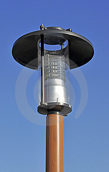 Modern Street Lamp Royalty Free Stock Images - Image: 22472999