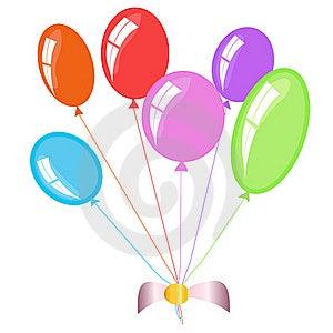 Balloons Stock Photo - Image: 22491700