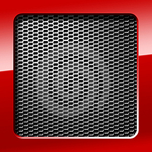 Metal Honeycomb Grid Royalty Free Stock Photography - Image: 22495717