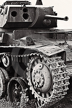 Tank WW2 Stock Images - Image: 22496534