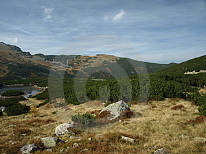 Mountains Royalty Free Stock Images - Image: 22497729