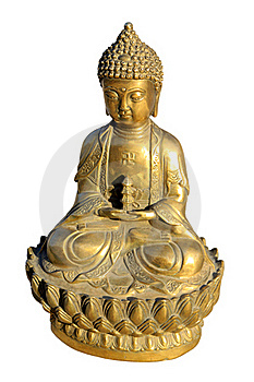 Buddhism Bodhisattva Statues Royalty Free Stock Photo - Image: 22499075