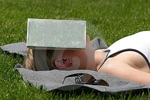 Sommeil De Femme Images stock - Image: 2250654