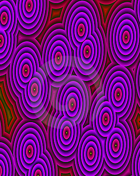 Mod Op Art Royalty Free Stock Photography - Image: 2252777