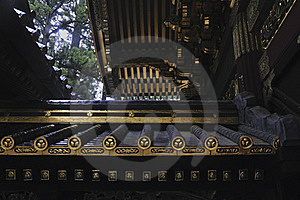 Tempelfragment Lizenzfreies Stockbild - Bild: 22530986