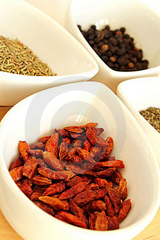 Spices Royalty Free Stock Photo - Image: 22553315
