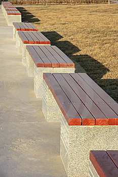 Benches Royalty Free Stock Image - Image: 22562966
