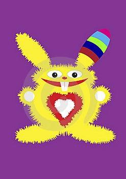 Yellow Hare Stock Photo - Image: 22567520