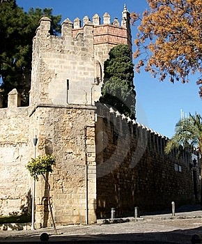 The Tower Of The Castle Royalty Free Stock Photo - Image: 22573835