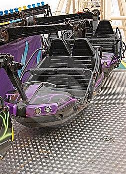 Fun Fair Ride. Royalty Free Stock Photography - Image: 22574417