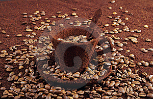 Cup Of Coffee Stock Image - Image: 22584291