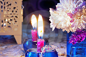 Candles Stock Images - Image: 22586854