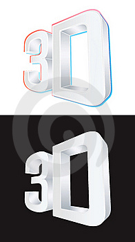 3D Technology Royalty Free Stock Images - Image: 22591019