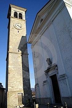 Chiesa Di Collalto Royalty Free Stock Image - Image: 22593416