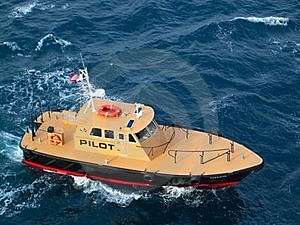 Pilot Boat Royalty Free Stock Photos - Image: 22596938