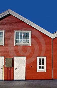 Casas t picas en noruega foto de archivo imagen 2264300 for Casas en noruega