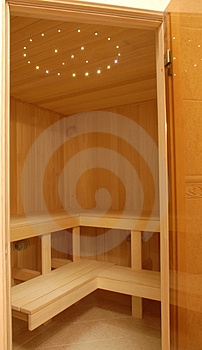 Sauna Royalty Free Stock Photography - Image: 2267127