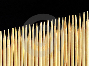 Toothpicks Royalty Free Stock Photography - Image: 22602627