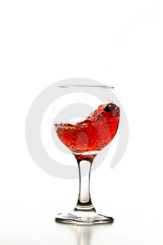 Glass Of Wine Royalty Free Stock Photo - Image: 22617065