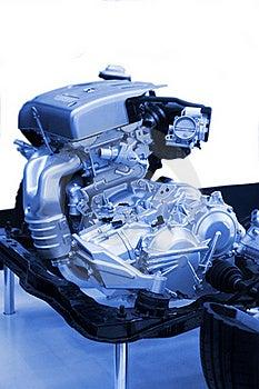 Car Engine Stock Images - Image: 22618954