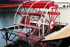 Paddle Wheel Royalty Free Stock Photo - Image: 22626235