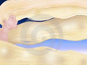 Princess Rapunzel Stock Photos - Image: 22642723
