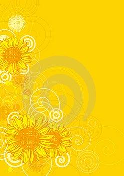 Sunflowers Stock Photos - Image: 22645443