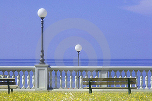 Waterfront Royalty Free Stock Image - Image: 22649866