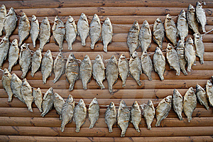 Dried Fish Stock Photos - Image: 22651443