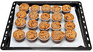 Muffins Stock Image - Image: 22651661