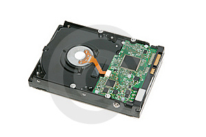 Hard Disk Drive Royalty Free Stock Images - Image: 22653569