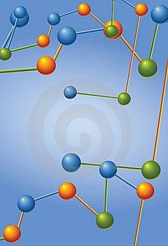 Molecule Stock Photo - Image: 22662800
