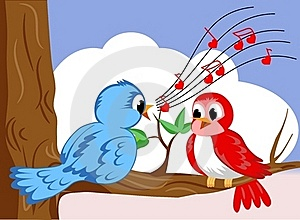 Love Song Royalty Free Stock Photo - Image: 22675685