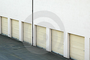 Storage Building Stock Images