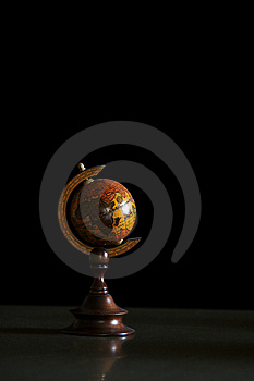 Miniature Globe Stock Images - Image: 2278174