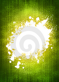 Green Grunge Background Stock Photography - Image: 22709832