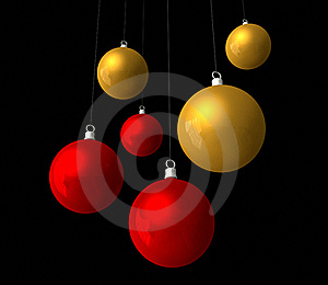 Baubles Stock Photos - Image: 22714823