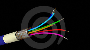 Cables Royalty Free Stock Photo - Image: 22714825