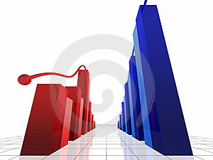 Graph Stock Images - Image: 22715644