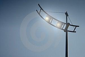 Lamp Post Royalty Free Stock Photo - Image: 22718975