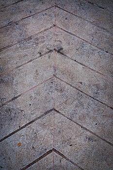 Arrow On Ground Stock Image - Image: 22727131
