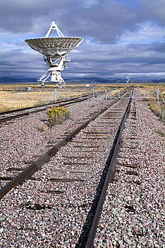 Very Large Array Stock Photo - Image: 22738510