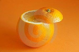 Flesh Orange Stock Photos - Image: 22738813