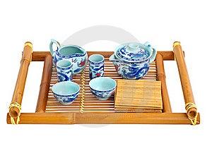 Set For Tea Ceremony Royalty Free Stock Photo - Image: 22746275