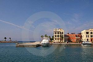 Yacht Marina Royalty Free Stock Photos - Image: 22757798